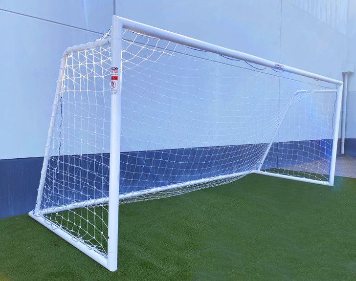 Pro Portable Goals 5M x 2M Includes Installation & Delivery (METRO WA ONLY)