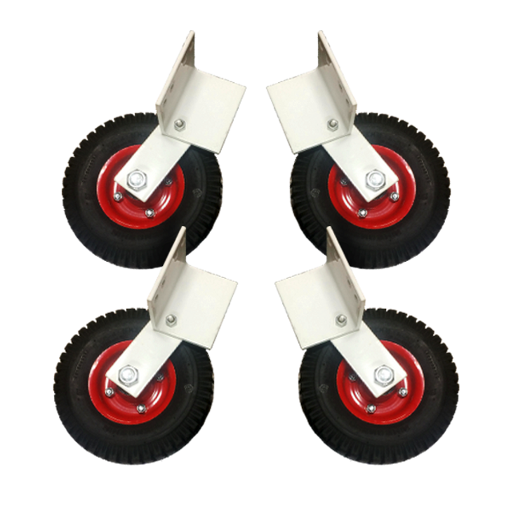 Soccer Goal Wheels (Pro Goals Only) Set of 4 *SOLD OUT UNTIL FEBRUARY*