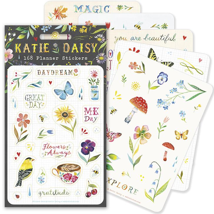 Katie Daisy Planner Stickers: Daydream Pack