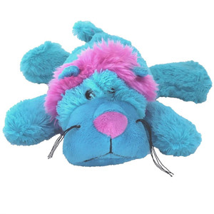 KONG Cozie Plush Dog Toy-King Lion Medium