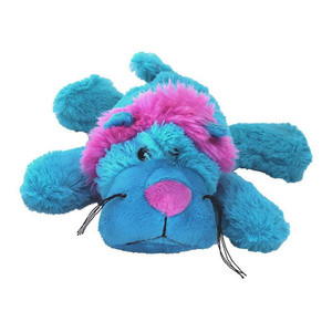 KONG Cozie Plush Dog Toy-King Lion Small