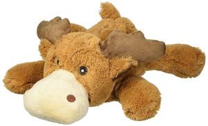 KONG Cozie Plush Dog Toy-Marvin Moose Extra large