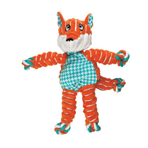 KONG Floppy Knots Fox Small/Medium
