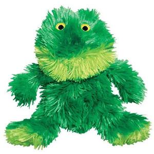 KONG Plush Frog Dog Toy Small