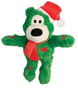KONG Holiday Wild Knots Bear Small/Medium