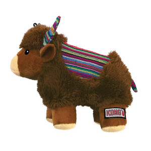 KONG Sherps Yak Dog Toy