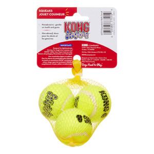 KONG AirDog Small Squeakair Tennis Balls