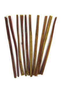 Mickey's Odorless Bully Sticks Made in USA 12 inch 10 pack