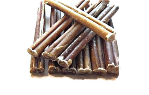 Mickey's USA Odor Free Regular Bully Stick 6 inch-10 Pk