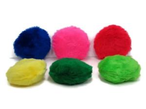 Cream Puff plush dog toy-Made in USA-Made in USA