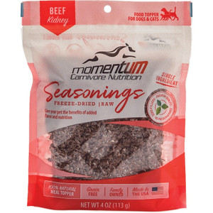 Momentum Carnivore Nutrition Beef Kidney Seasonings 4 oz.