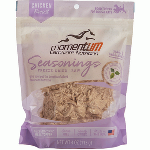 Momentum Carnivore Nutrition Chicken Breast Seasonings 4 oz.