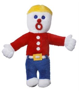 Multipet Talking Mr Bill dog toy