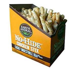 Earth Animal No Hide Chicken Stix-90 Count