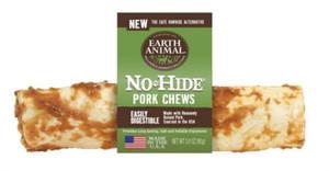 Earth Animal No Hide Pork Chew 7 Inch