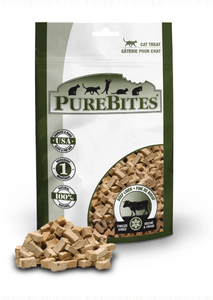 Pure Bites Beef Liver Cat Treats .85 oz