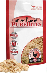 Purebites Chicken Cat Treats .60 oz