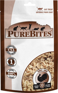Pure bites Turkey Cat Treats .49 oz