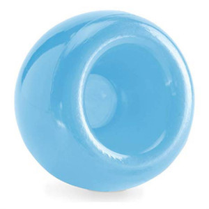 Planet Dog Snoop Treat Dispensing Toy-Blue