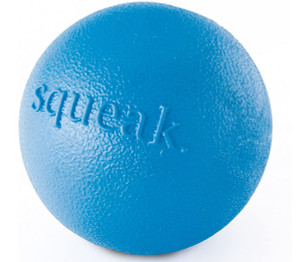 Planet Dog Orbee Tuff Squeak Ball Blue