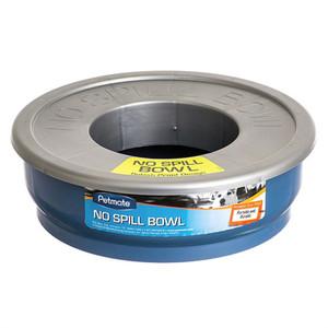 Petmate No Spill dog bowl