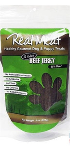 The Real Meat Company Beef Jerky Sticks 8 oz.