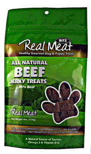 The Real Meat Company Beef Jerky Treats