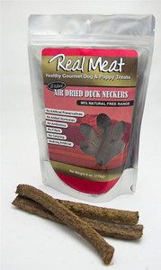 The Real Meat Company Air Dried Duck Neckers