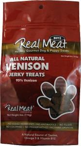 The Real Meat Company Venison Jerky Treats
