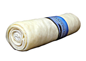 Wholesome Hide USA Rawhide Retriever Roll 10 inch Super Thick for dogs who love to chew