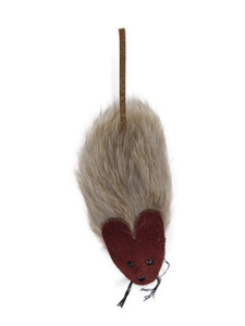 Rosie Rat Furry USA cat toy