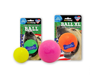 Ruff Dawg The Ball Xlarge- Made in USA dog toy