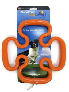 Ruff Dawg Super Tug Made in USA dog toy