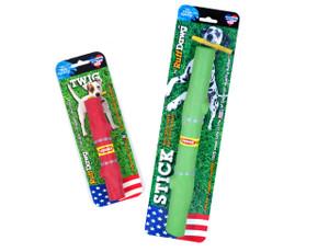 Ruff Dawg Twig Crunch USA Dog Toy