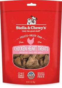 Stella and Chewy's Carnivore Crunch Beef Dog Treats