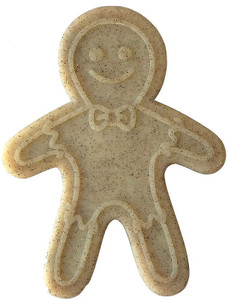 SodaPup Gingerbread Man Ultra Durable Dog Toy