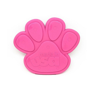 SodaPup Paw Print Ultra Durable Dog Toy