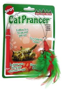Spot Holiday Cat Prancer Cat Toy