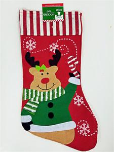 Holiday Felt Pet Stocking