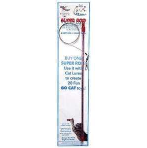 Go Cat Da Super Rod Cat Wand