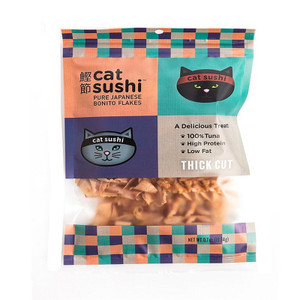 Complete Natural Nutrition Cat Sushi Bonito Flakes Thick Cut