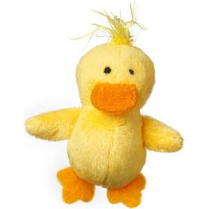 Multipet Look Who's Talking Duck Cat Toy