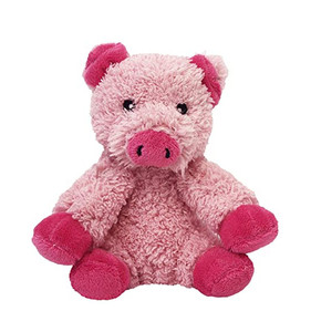 Multipet Look Who's Talking Pig Dog Toy