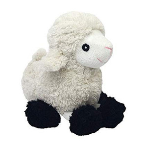 Multipet Look Who's Talking Sheep Dog Toy