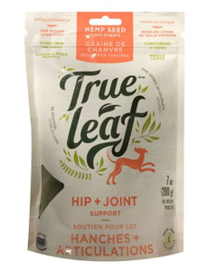 True Leaf Pet Hemp Hip and Joint Chews for Dogs 7oz