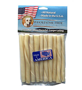 Wholesome Hide Twists 10 Pack