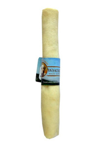 Wholesome Hide Rawhide Retriever Roll 9-10 inch
