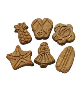 Wet Noses Banana Aloha Dog Treats 4 oz.