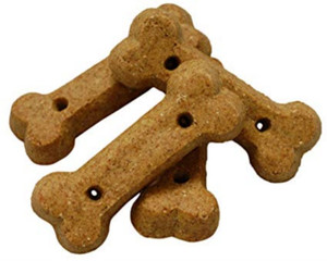 Wet Noses Pumpkin Bones Dog Treats 4 oz.