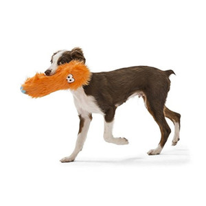 West Paw Design Rowdies Custer dog toy